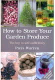 How tot Store Your Garden Produce
